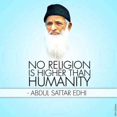 Abdul Sattar Eddhi July 2016