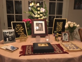Ekram Javed (EJ) Miller 5/10/19  4th day of Ramadan