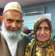 Ismail Laher, age 98 (May 8, 2020) and Zulekha Laher, age 79 (March 13, 2020)  – Boston